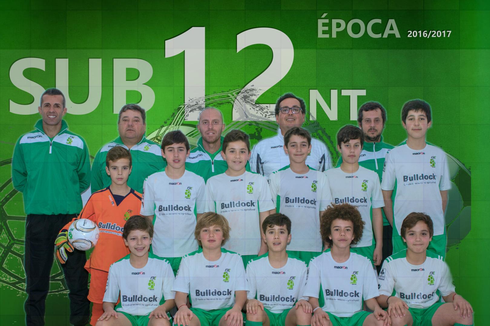 Equipa Sub12NT Footkart